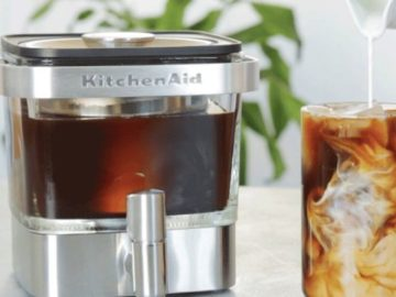 KitchenAid Cold-Brew Coffee Maker Giveaway
