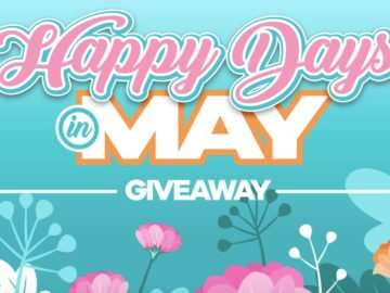 """The Check Into Cash """"Happy Days in May Giveaway"""" (Limited States)"""