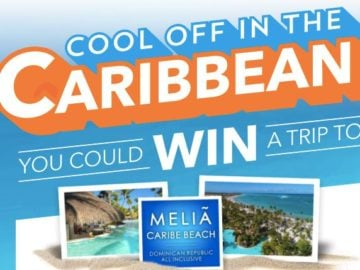 """Langer's Juice """"Cool Off in the Caribbean Sweepstakes"""""""
