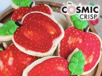 Cosmic Crisp Bake & Decorate Cookie Giveaway