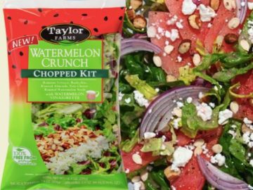 Taylor Farms Salad Month 2021 Giveaway