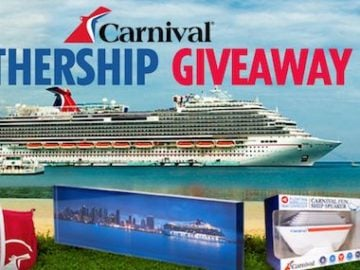 The Carnival Mothership Sweepstakes