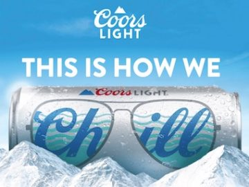 Coors Light Summer 2021 Promotion