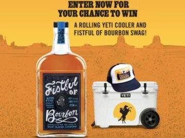 The Fistful of Bourbon BBQ Sweepstakes 2021 (Limited States)