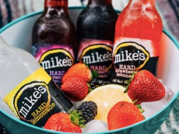 Mike's Hard Lemonade Seltzer Pizza Oven Sweepstakes (Limited States)
