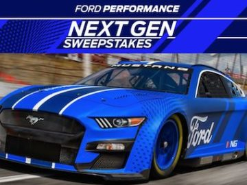Ford Next Gen Sweepstakes