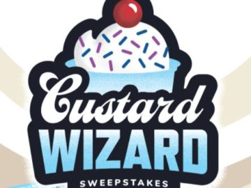 The Culver's Custard Wizard Instant Win Game and Sweepstakes (Limited States)