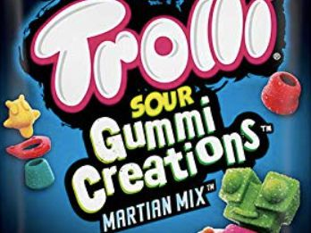 The Trolli Gummi Creations Invasion Sweepstakes