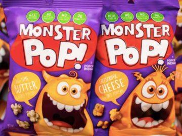 Monster Pop Giveaway
