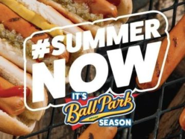The Ball Park Brand #SummerNow Sweepstakes