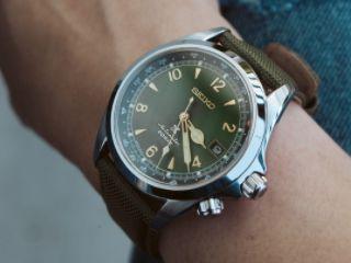 Barton Watch Bands Seiko Prospex Alpinist Watch Giveaway
