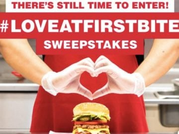 Heinz and Five Guys Love at First Bite Sweepstakes