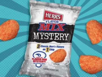 Herr's Flavor Mix Mystery Sweepstakes