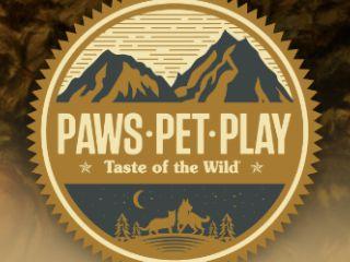 Taste of the Wild Paws Pet Play Sweepstakes