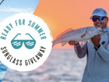 The Salt Life Getting Ready for Summer Sunglasses Giveaway