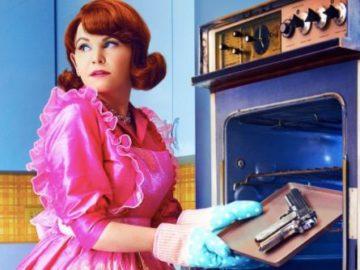 Popsugar X Paramount+ Why Women Kill Garden Party Giveaway