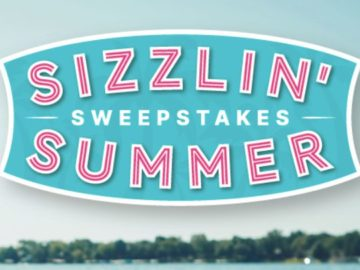 ShopHQ's Sizzlin' Summer Sweepstakes