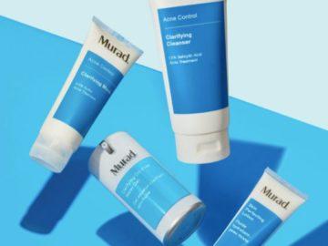 Murad Skincare Clear Skin Giveaway