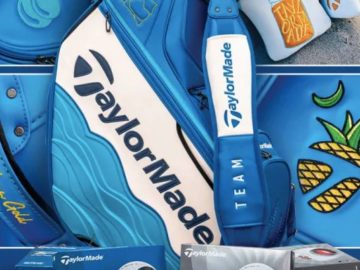 """TaylorMade """"Win A Collin Morikawa Championship Prize Pack"""" Sweepstakes"""