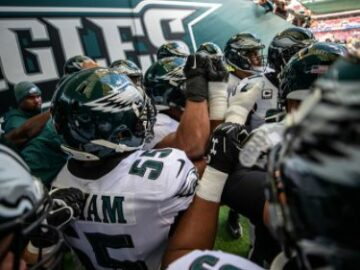 Welcome Back to Touchdowns Philadelphia Eagles Sweepstakes