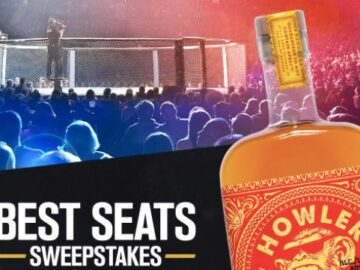 UFC 264 Best Seats Sweepstakes