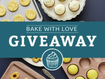 """Farberware """"Bake With Love"""" Giveaway"""