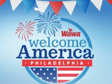 Wawa Welcome America Trip to Philadelphia Sweepstakes (Limited States)