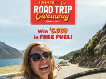 Pilot Summer is a Go Road Trip Giveaway (Photo)
