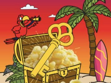Pirate's Booty Unlock Your Treasure Sweepstakes (Purchase/Mail-In)