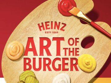 Heinz Art of the Burger Contest (Photo)