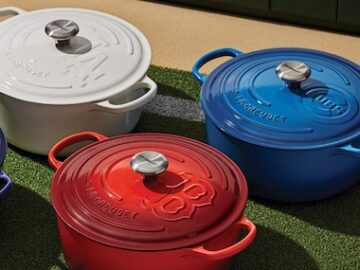 Le Creuset Limited-Edition MLB Signature Series Giveaway (Facebook)