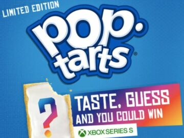 The Kellogg's Pop-Tarts Mystery Flavor Sweepstakes
