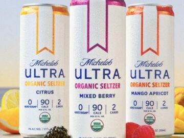 Michelob ULTRA Organic Summer of Seltzer Sweepstakes & Instant-Win
