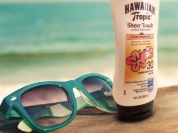 Hawaiian Tropic Sun Fun Done Sweepstakes