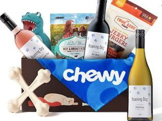 Roaming Dog Chewy Gift Box Giveaway
