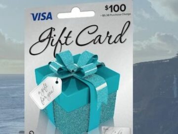 Malibu Rewards $100 Visa Gift Card Giveaway