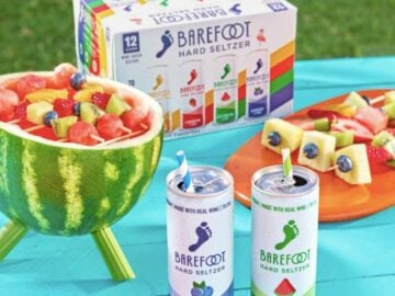 Barefoot Wines Grill With Us Sweepstakes