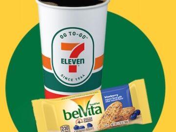 7-Eleven belVita Dip It Sip It Dunk-O Game