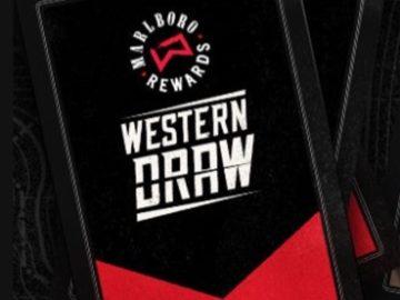 Marlboro Rewards Western Draw Sweepstakes
