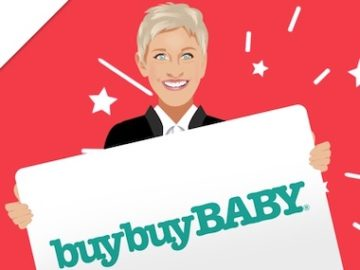 Win a $200 buybuy BABY Gift Card