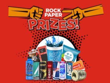 Circle K Rock Paper Prizes Game