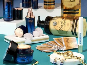 June Summer Luxury Sweepstakes by Avon