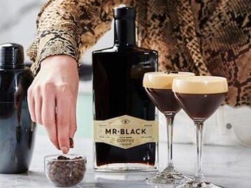 Mr Black Espresso Martini Kit Competition