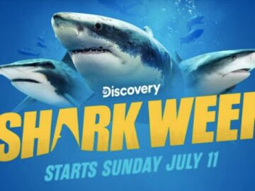 Discovery and Devour Shark Week Sweepstakes