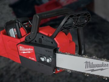 Milwaukee Cordless Chainsaw Giveaway