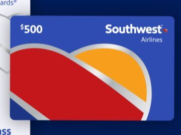 Southwest Wanna Get Away Day Sweepstakes