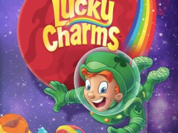 Lucky Charms Galactic Space Sweepstakes + Instant Win Game