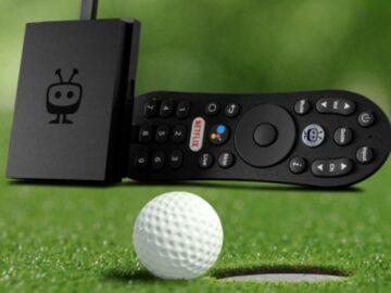 TiVo Stream 4k Golf Sweepstakes