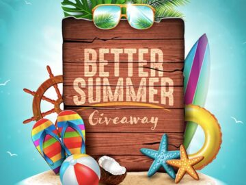 Check Into Cash Better Summer Giveaway (Limited States)