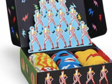 Bowie & Happy Socks Giveaway
